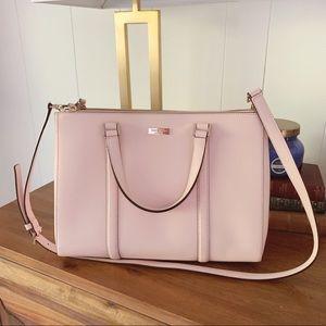 Ballet Slip Pink Large Loden Handbag
